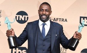 Idris Elba takes home two Screen Actors Guild Awards