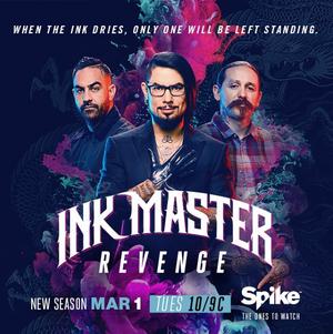 Ink Master: Revenge