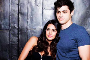 Izzy and Alec