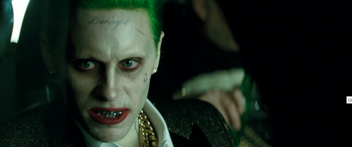 Suicide Squad achtergrond entitled Jared Leto as The Joker