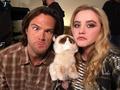 Jared and Kathryn - supernatural photo