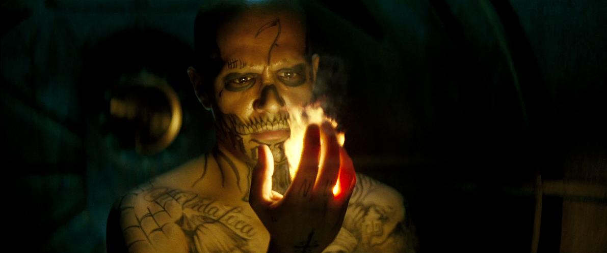 어치, 제이 Hernandez as El Diablo