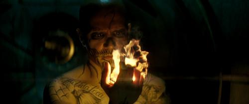 Jay Hernandez as El Diablo wallpaper possibly containing a concert in ...