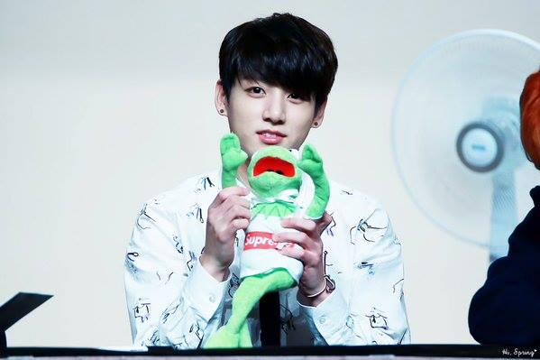 Jeon Jungkook ♥ Bangtan Boys