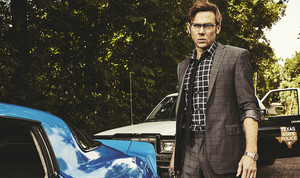 Jimmi Simpson as Soldier in 'Hap And Leonard'