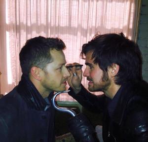 Josh and Colin