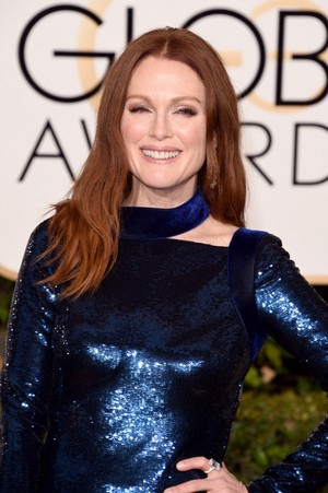 Julianne Moore 2016 Golden Globe