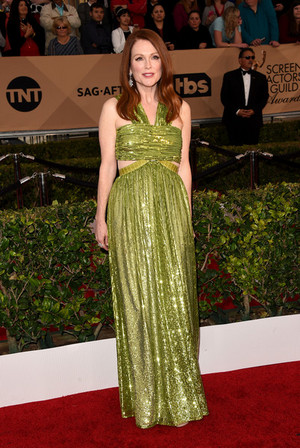 Julianne Moore SAG Awards 2016