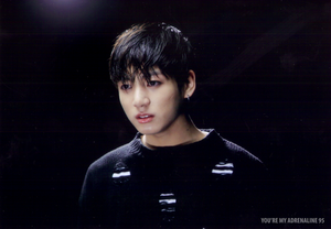 Jungkook - Run photoshoot