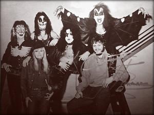 kiss ~Edmonton, Alberta, Canada…February 5, 1974