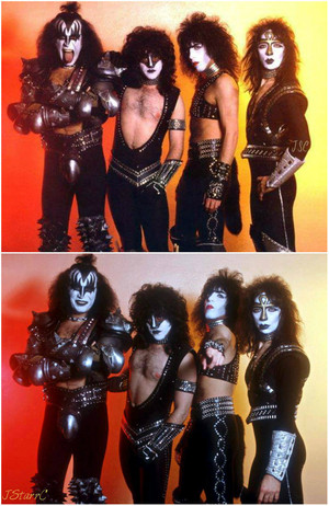 Kiss ~Kansas City, Missouri…March 1, 1983
