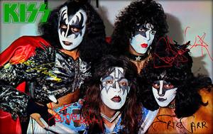 KISS ~London, England…September 4, 1980