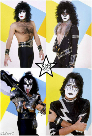 KISS ~Munich, West Germany…November 30, 1982