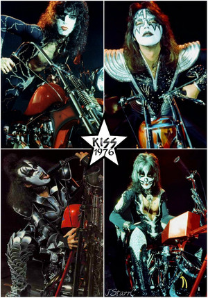 KISS (NYC) April 9, 1976 (Destroyer-Choppers session)
