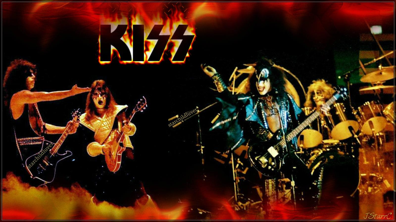 KISS ~San Diego, California…August 19, 1977 (Love Gun tour