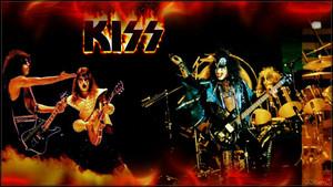 KISS ~San Diego, California…August 19, 1977 (Love Gun tour)