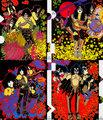kiss solo album posters 1978