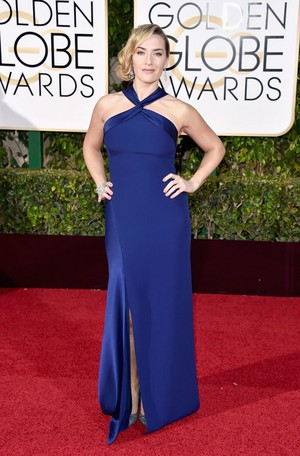 Kate Winslet- Golden Globes 2016