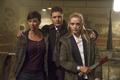 Kathryn, Kim and Jensen - supernatural photo