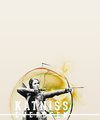 Katniss - the-hunger-games fan art