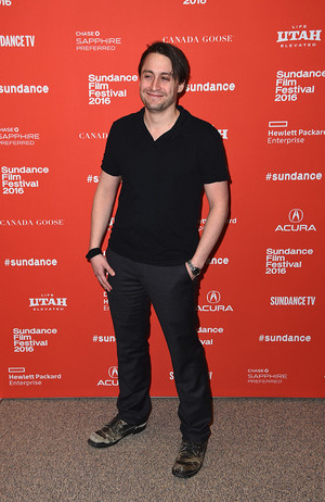 Kieran at Sundance Festival Jan 22, 2016