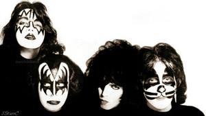 吻乐队(Kiss) 1979 王朝