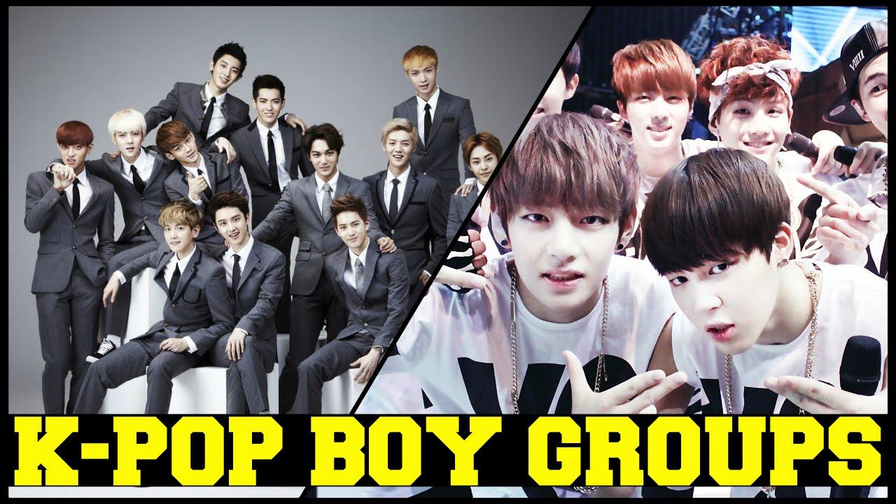 Kpop boy groups - Kpop News and Updates Wallpaper (39247829) - Fanpop