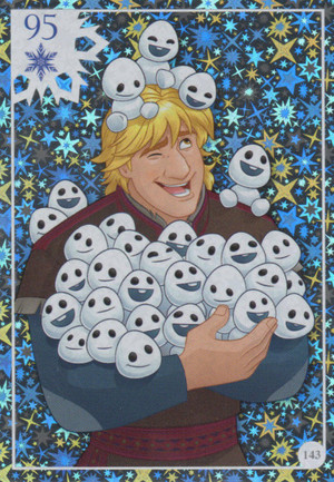 Kristoff and Snowgies