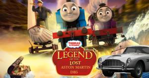 Legend Of The Остаться в живых Aston Martin DB5