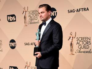 Leonardo DiCaprio SAG Awards 2016
