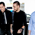 Liam at LAX airport - liam-payne photo