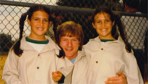 Lindsay Greenbush, Dean Butler and, Sidney Greenbush
