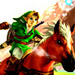 Link and Epona - the-legend-of-zelda icon