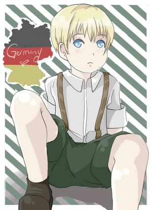 Little Ludwig. Ludwig when he was a child