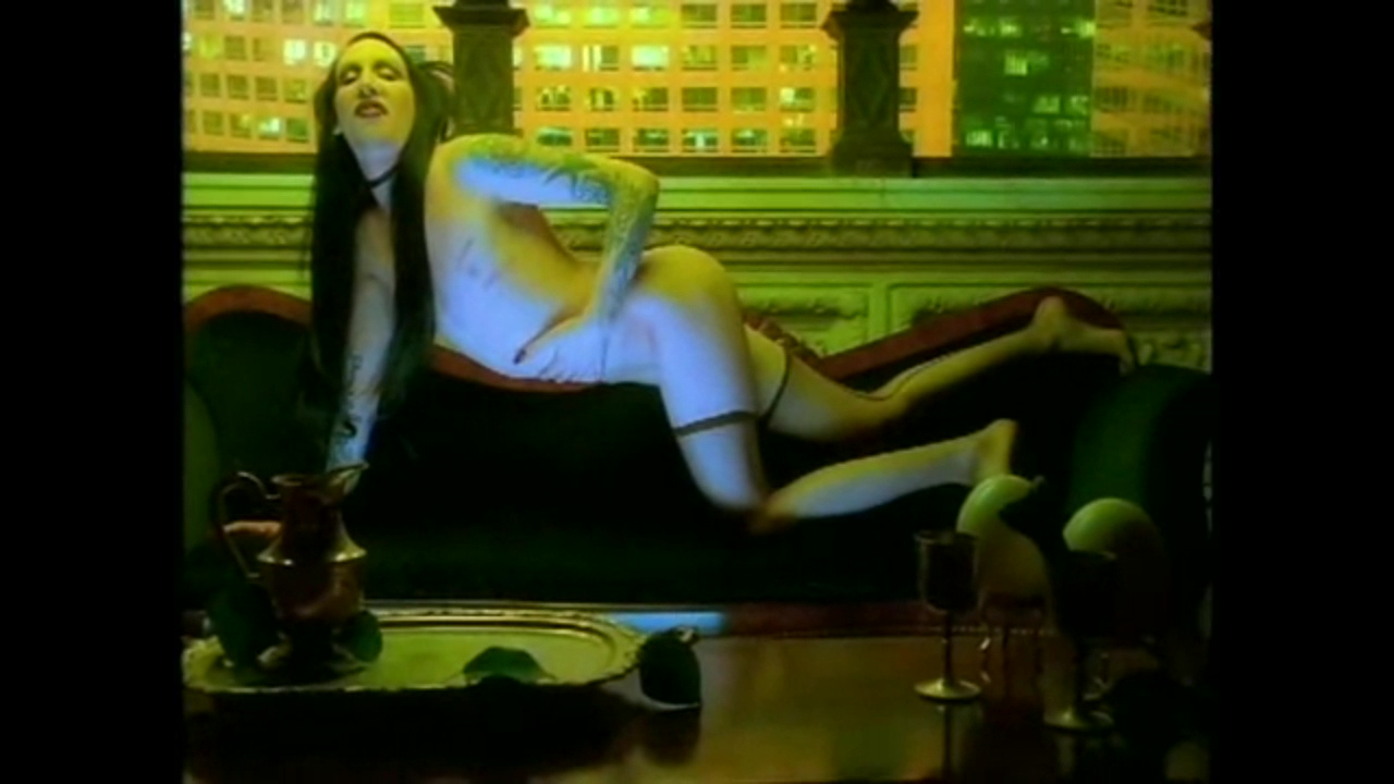 Long Hard Road Out Of Hell {Music Video} - Marilyn Manson