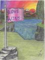 Love Wins - drawing photo