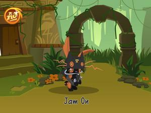 Luna The Bunny Animal jem