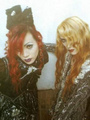 Machi and Kamijo - lareine photo