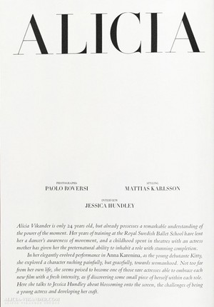 Magazine scans: Acne Paper (Issue 15)