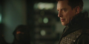 """Malcolm Merlyn 《绿箭侠》 season 4 episode 13 promo """"Sins of the Father"""""""