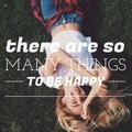 Many Things - quotes photo