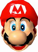 Mario 64 Head