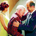 Martin, Frasier and Ronee
