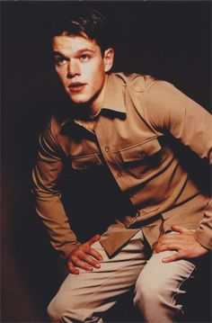 Matt Damon ❤
