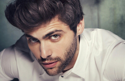 Matthew Daddario wallpaper called Matt for Bello Magazine