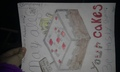 May all the cakes be tasty stampy! - stampylongnose fan art