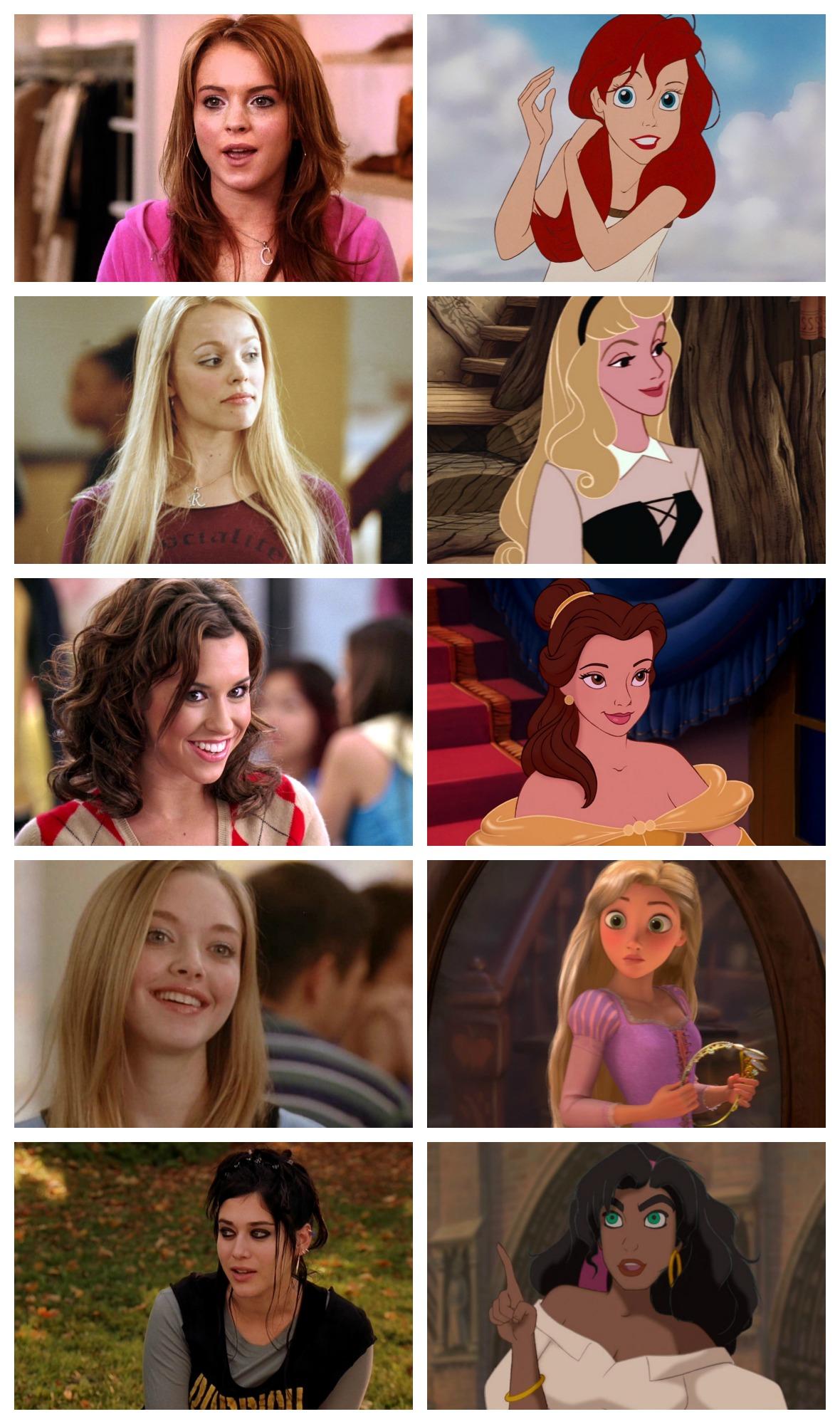 Mean Girls -- my Disney Cast - Disney Princess Photo (39265334) - Fanpop