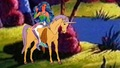 Mermista riding on Bright Wing - she-ra-princess-of-power fan art