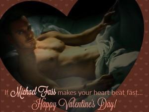 Michael Fassbender Valentine