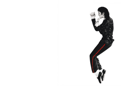 michael jackson wallpaper probably containing a hip boot and a legging entitled Michael Jackson Dancing wallpaper